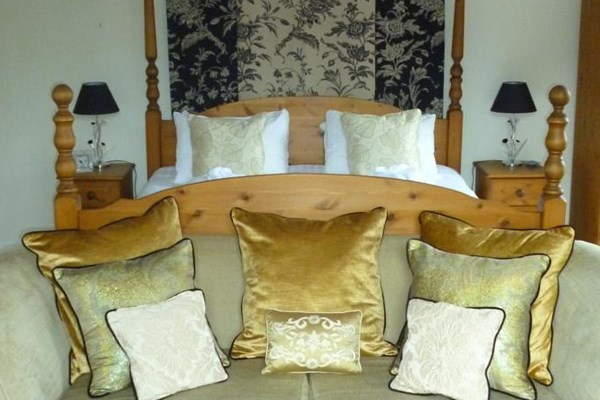 Two Night Luxury Getaway with Breakfast at Charles Cotton Hotel For Two