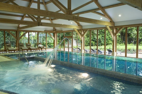 The Spa Escape for Two at Luton Hoo Hotel