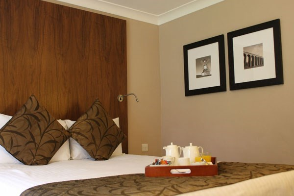One Night Hotel Break and Breakfast for Two at The Aubrey Hotel