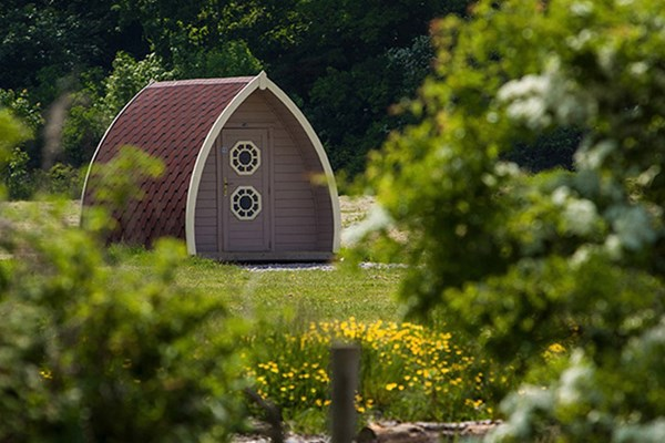 image of One Night Glamping at Stanley Villa Farm Camping