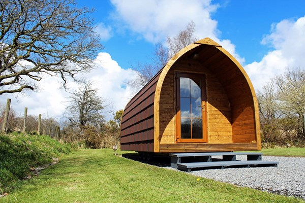 Two Night Glamping Break at River View Touring Park