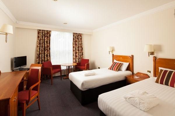 Overnight Hotel Break at The Mercure York Fairfield Manor Hotel