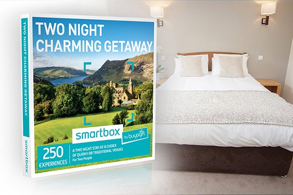 image of Two Night Charming Getaway - Smartbox by Buyagift