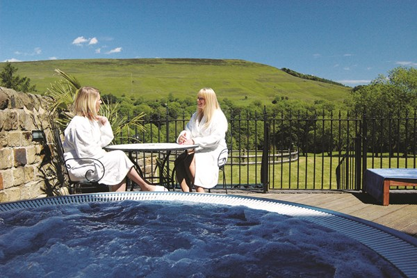 Overnight Spa Break for Two at Losehill House