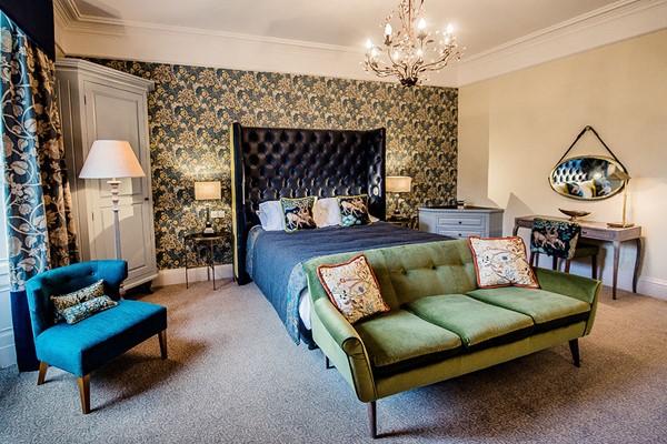Luxury Overnight Break for Two at Saltmarshe Hall