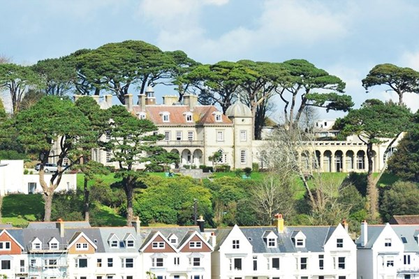 Two Night Break with Dinner for Two at Fowey Hall