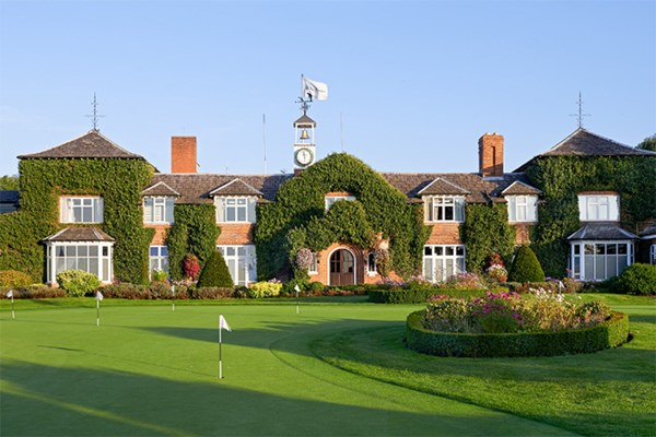 Sunday Spa Break with Lunch for Two at The Belfry