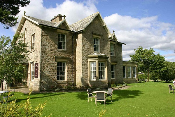 Overnight Luxury Escape with Breakfast for Two at Yorebridge House