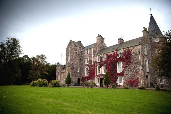image of One Night Break with Dinner at Fernie Castle Hotel