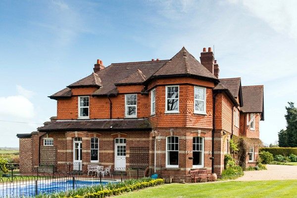 One Night Stay in a Luxury Suite with Fizz at The Dower House Hotel