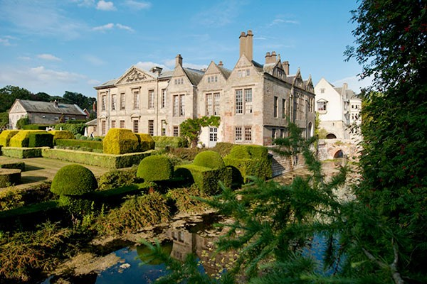 One Night Stay for Two at Coombe Abbey