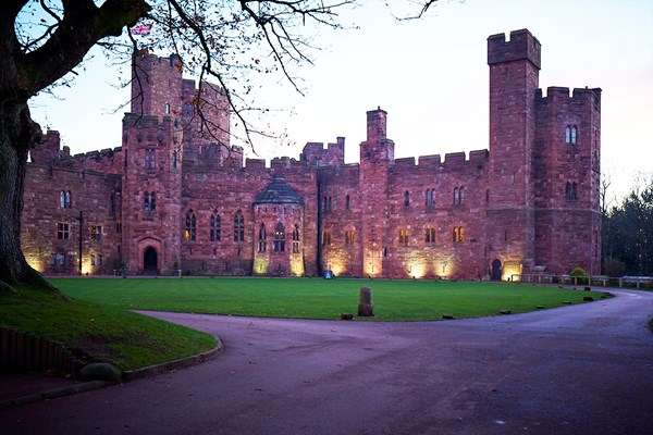 image of Two Night Boutique Break for Two at Peckforton Castle