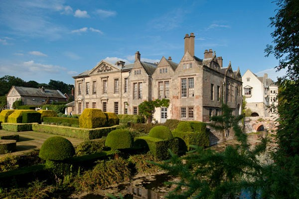 One Night Romantic Break at Coombe Abbey