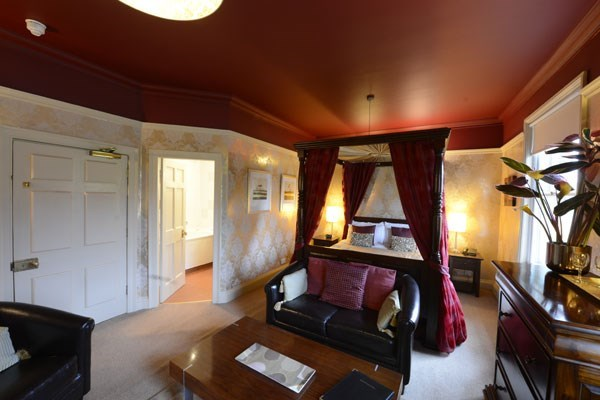 One Night Luxury Romantic Break at The Old Orleton Inn
