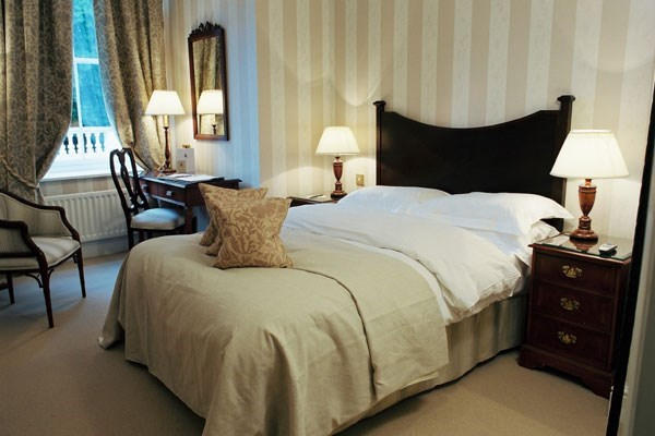 One Night Romantic Break at Taplow House Hotel