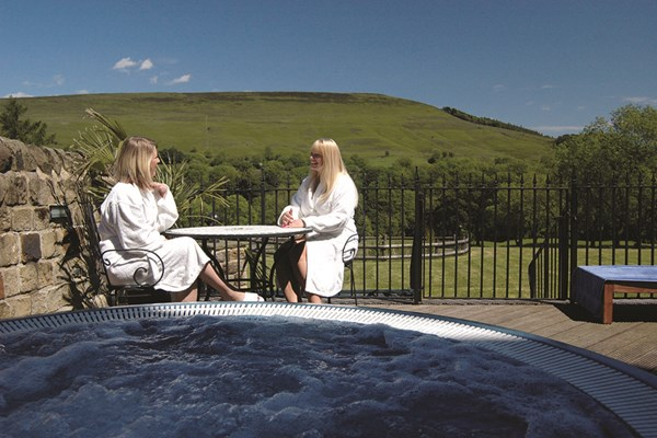 Deluxe Two Night Spa Break at Losehill House Hotel and Spa