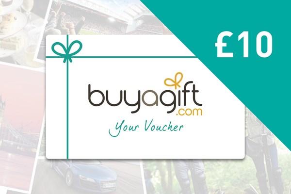 £10 Buyagift Money Voucher