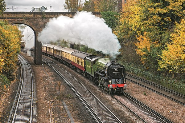 Best of Britain Day Excursion on Belmond British Pullman for Two