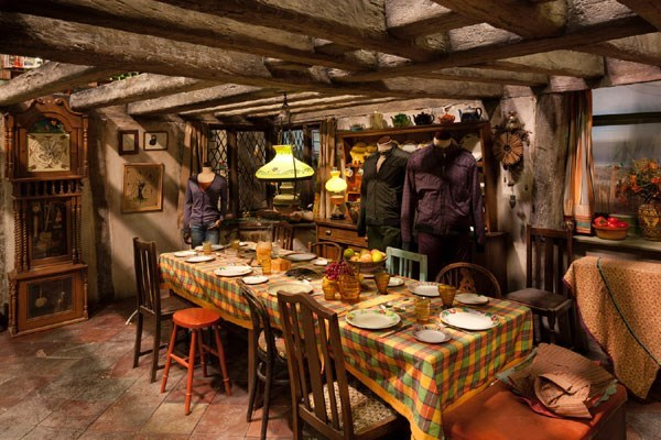 image of The Making of Harry Potter Studio Tour with Afternoon Tea for Two