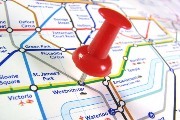 London Underground Treasure Hunt for Four