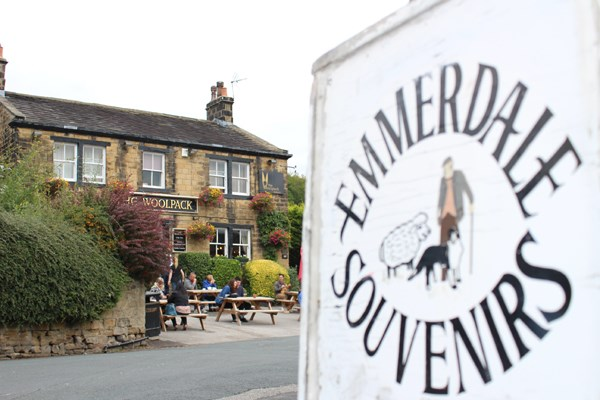 Old Emmerdale Location Guided Tour for Two