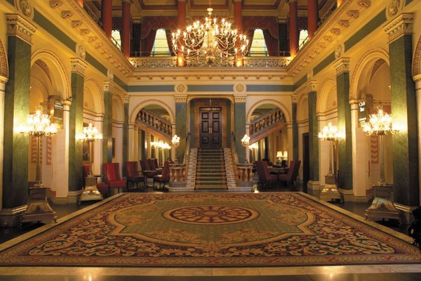 Entry To State Rooms For Two And Afternoon Tea At The