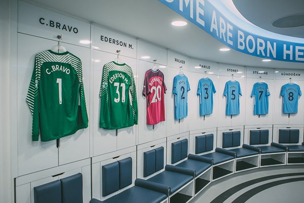 Adult Tour for Two of Manchester City Stadium