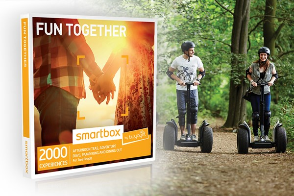 image of Fun Together - Smartbox by Buyagift