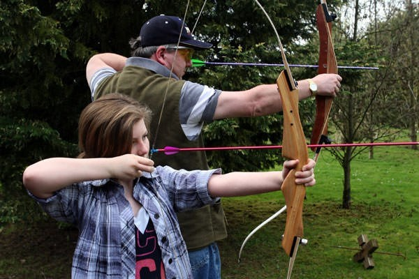 image of Group Archery Experience