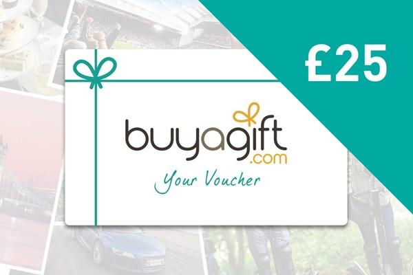 £25 Buyagift Money Voucher