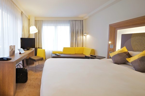 Overnight Escape for Two at Novotel London Blackfriars