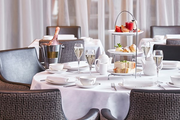 Afternoon Tea with Bubbles for Two at Marco Pierre White, Islington
