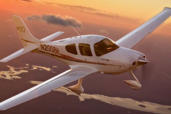 image of Land Away Double Flying Lesson