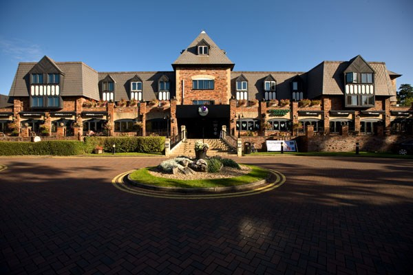 Two Nights with Dinner at Village Hotel Club Manchester Cheadle