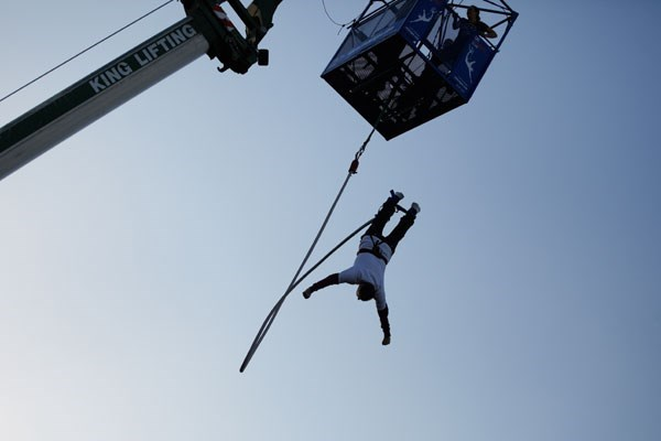 London Bungee Jump for Two - Special Offer