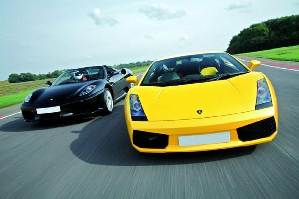 Drive Time Locations >> Ferrari and Lamborghini Driving Blast from Buyagift