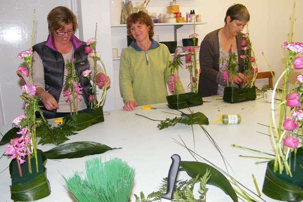 image of Flower Arranging Experience