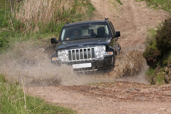 image of 4x4 Off Road Course at Knockhill