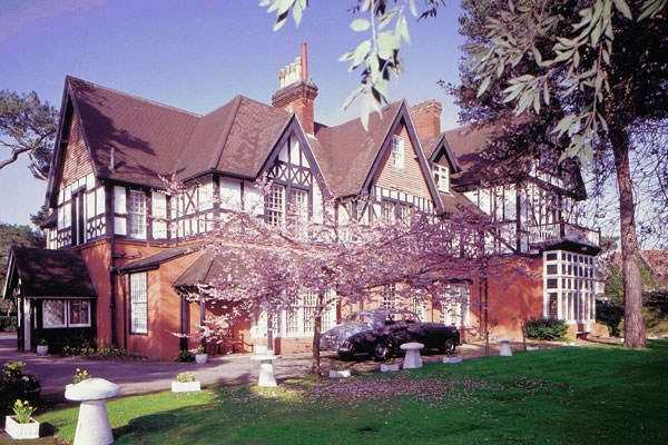 One Night Luxury Break at Langtry Manor Hotel