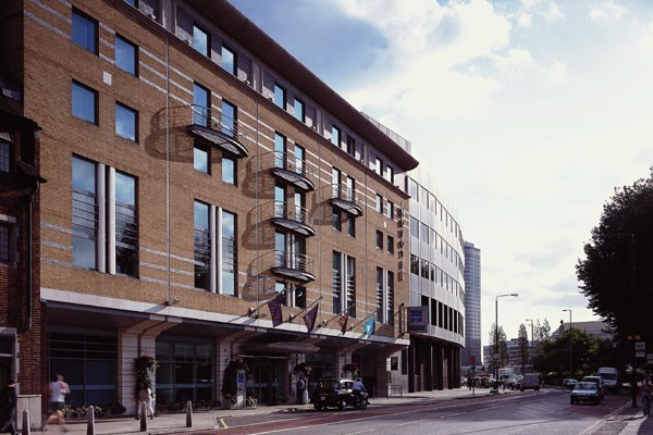 Overnight Escape for Two at Novotel London Waterloo
