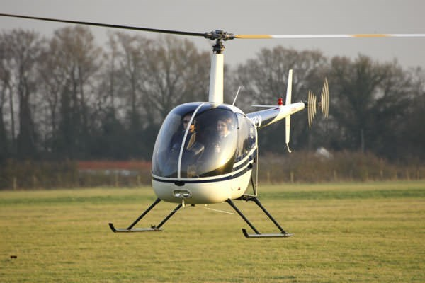 image of Insight to Becoming a Helicopter Pilot