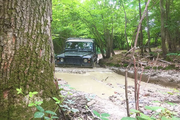 Extended Off Road Driving Experience