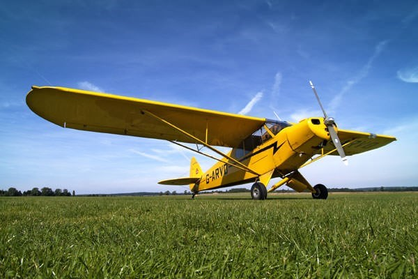 image of 60 Minute Extended Flying Lesson - UK Wide