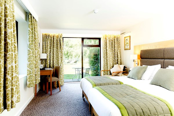 Champneys One Night Spa Break with Dining for Two at Springs