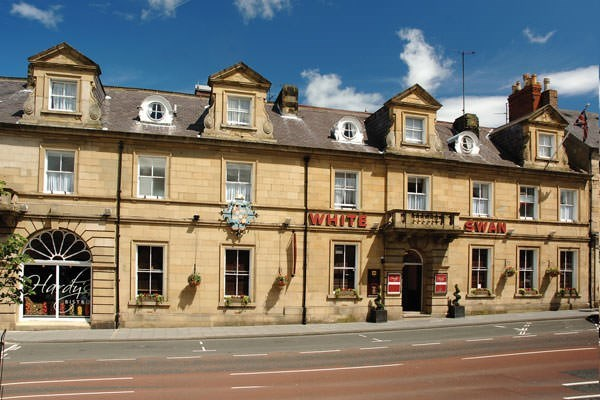 Two Night Break at The White Swan Hotel