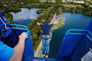Bungee Jump Experience at Buyagift