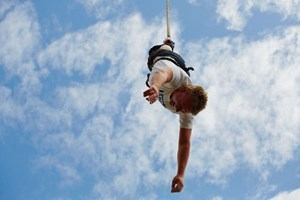 Click to view details and reviews for Transporter Bridge Bungee Jump Special Offer.