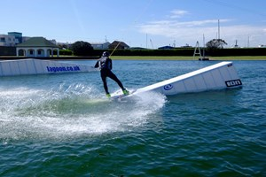 Click to view details and reviews for Introductory Wakeboarding Experience In Brighton.