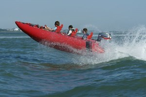 Click to view details and reviews for Thunderbolt Powerboat Blast Half Price Special Offer.