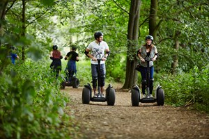 Image of 2 for 1 Extended Segway Rally Weekday Special Offer